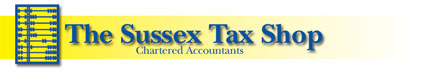 sussex tax shop logo